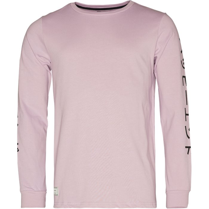 T-shirts - Regular - Pink